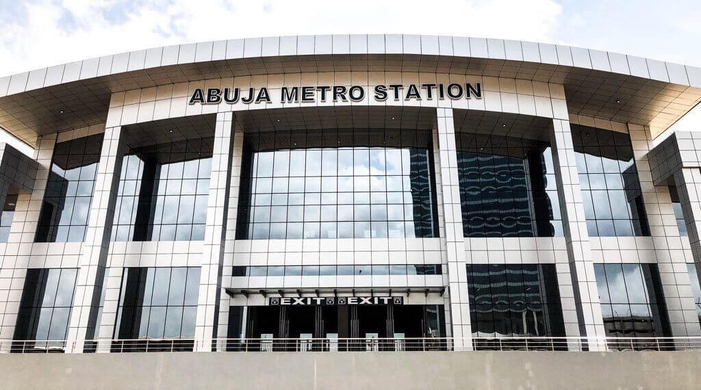 Abuja Metro Station Narp 50 plus