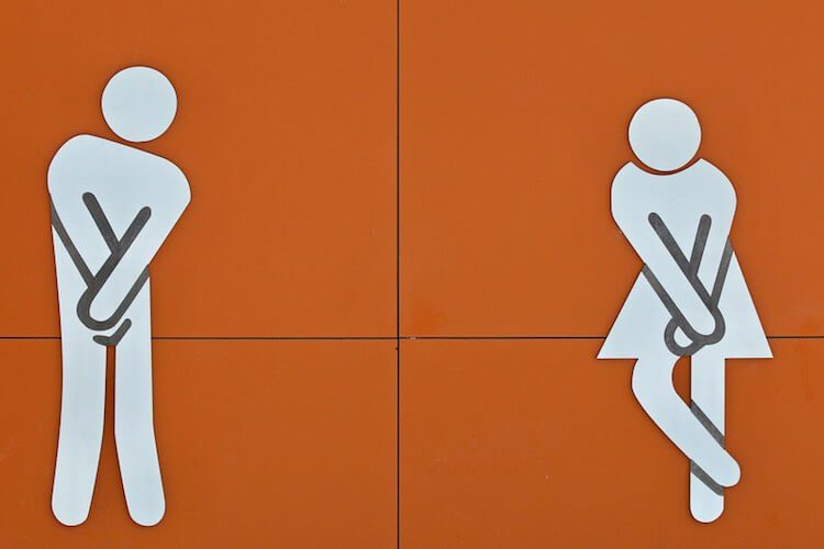 COPING WITH URINARY INCONTINENCE