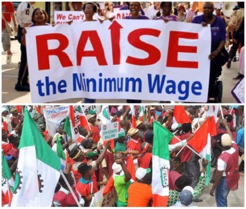 President Buhari signs new minimum wage bill