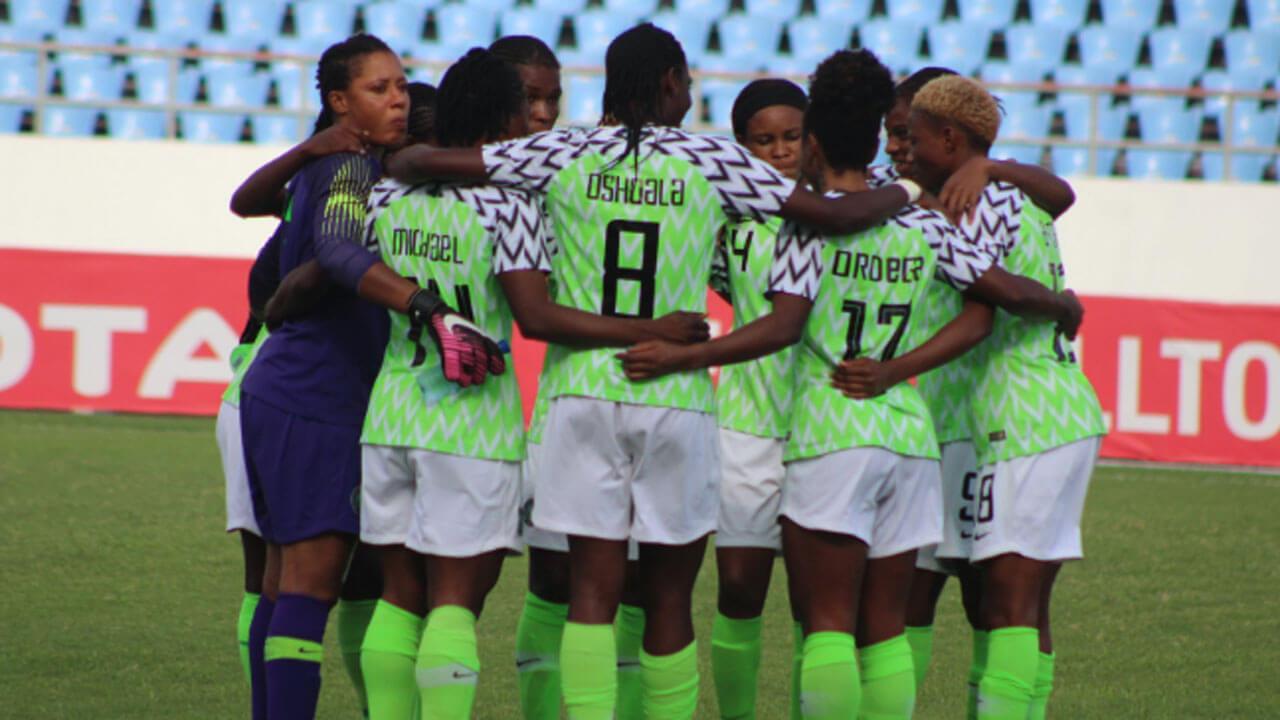 Nigeria's Super Falcons set new goal record, flog Niger Republic 15-0