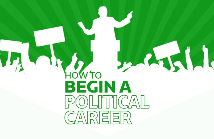 Begin A Political Career