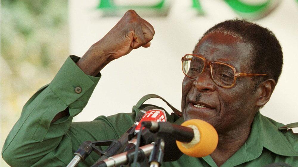 Zimbabwe ex-President Robert Mugabe dies aged 95