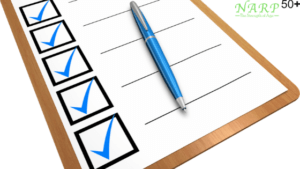 COVID-19 Checklist for NARP50PLUS Members