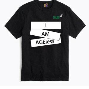 "TShirt – ""I am Ageless"""